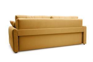 Прямой диван Мадрид люкс Amigo Yellow Вид сзади