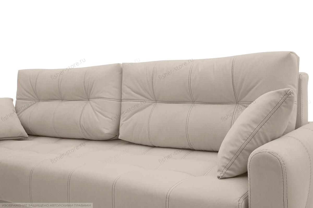 Прямой диван Мадрид люкс Amigo Cream Подушки