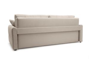Прямой диван Мадрид люкс Amigo Cream Вид сзади