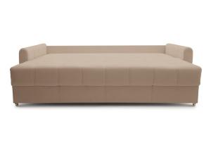Прямой диван Мадрид люкс Amigo Latte Спальное место