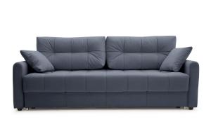 Прямой диван Мадрид люкс Amigo Navy Вид спереди