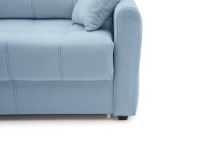 Прямой диван Мадрид люкс Amigo Blue Ножки