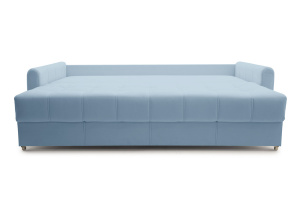 Прямой диван Мадрид люкс Amigo Blue Спальное место