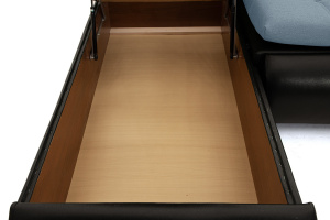 Двуспальный диван Модерн Dream Blue Ящик для белья