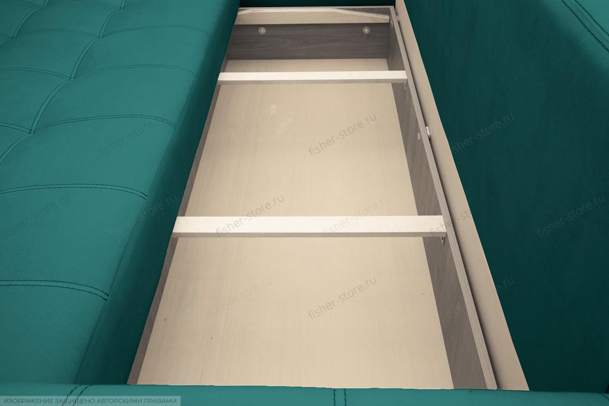 Прямой диван Мадрид люкс Amigo Lagoon Ящик для белья