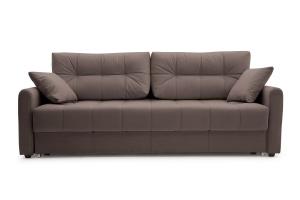 Двуспальный диван Мадрид люкс Amigo Chocolate Вид спереди