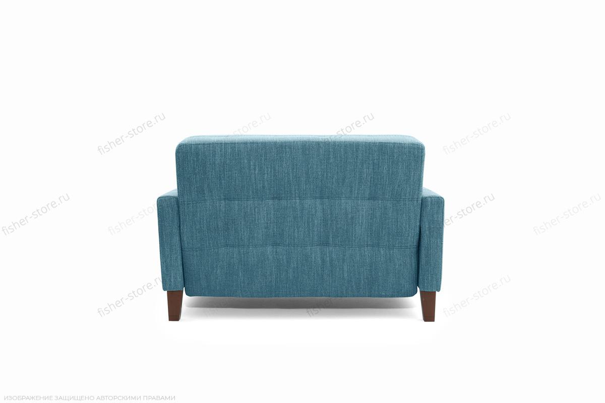 Прямой диван Этро люкс с опорой №3 Orion Denim Вид сзади