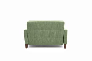 Прямой диван Этро люкс с опорой №3 Orion Green Вид сзади