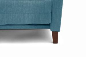 Прямой диван Этро люкс с опорой №3 Orion Denim Ножки