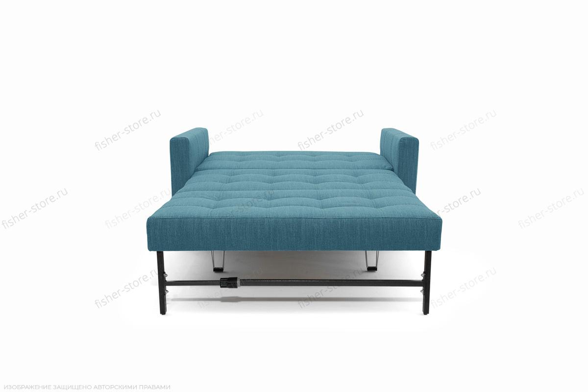 Прямой диван Этро люкс с опорой №3 Orion Denim Спальное место