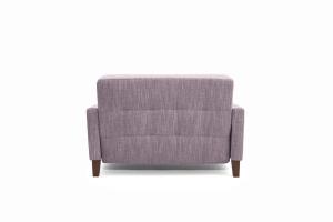 Прямой диван Этро люкс с опорой №3 Orion Lilac Вид сзади