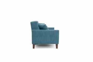 Прямой диван Этро люкс с опорой №3 Orion Denim Вид сбоку