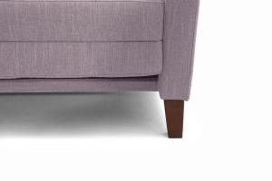 Прямой диван Этро люкс с опорой №3 Orion Lilac Ножки