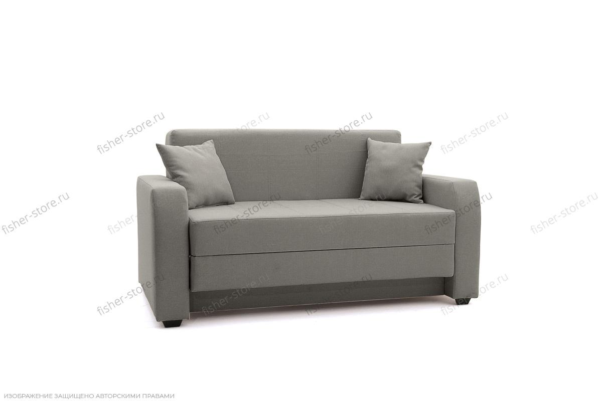 Прямой диван Малютка Dream Grey Вид по диагонали
