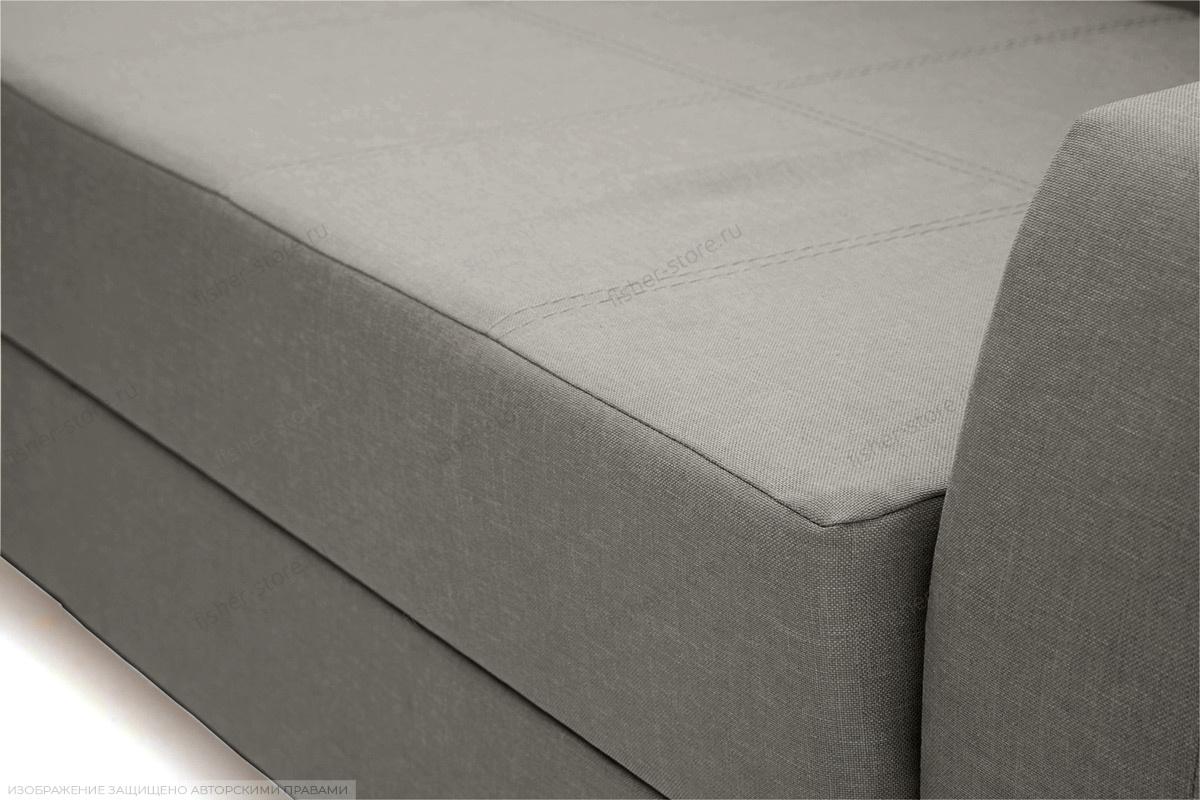 Прямой диван Малютка Dream Grey Текстура ткани