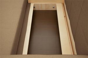 Прямой диван Малютка Savana Hazel Ящик для белья