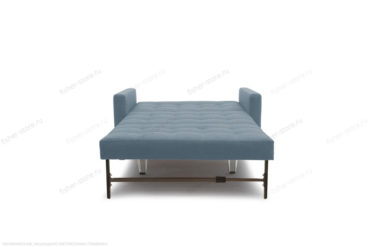 Прямой диван Этро люкс с опорой №3 Dream Blue Спальное место