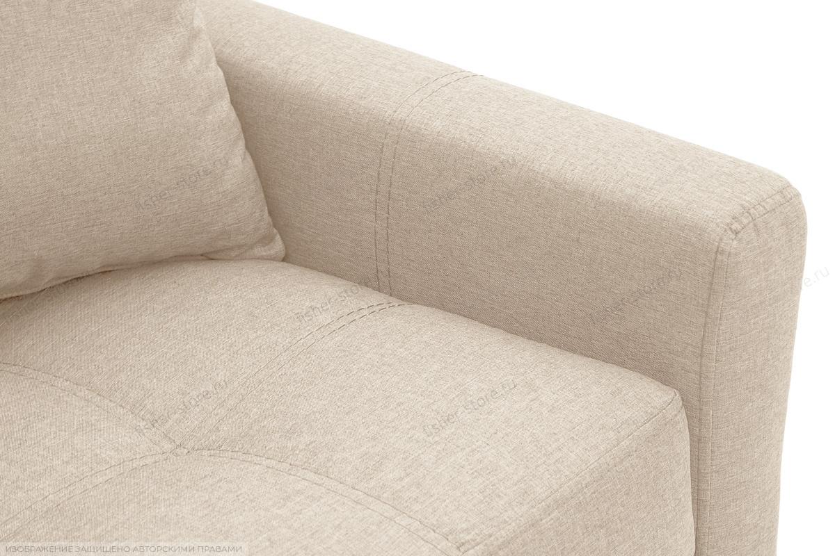 Прямой диван Этро люкс с опорой №3 Dream Beight Подлокотник