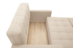 Прямой диван Этро люкс с опорой №3 Dream Beight Ящик для белья