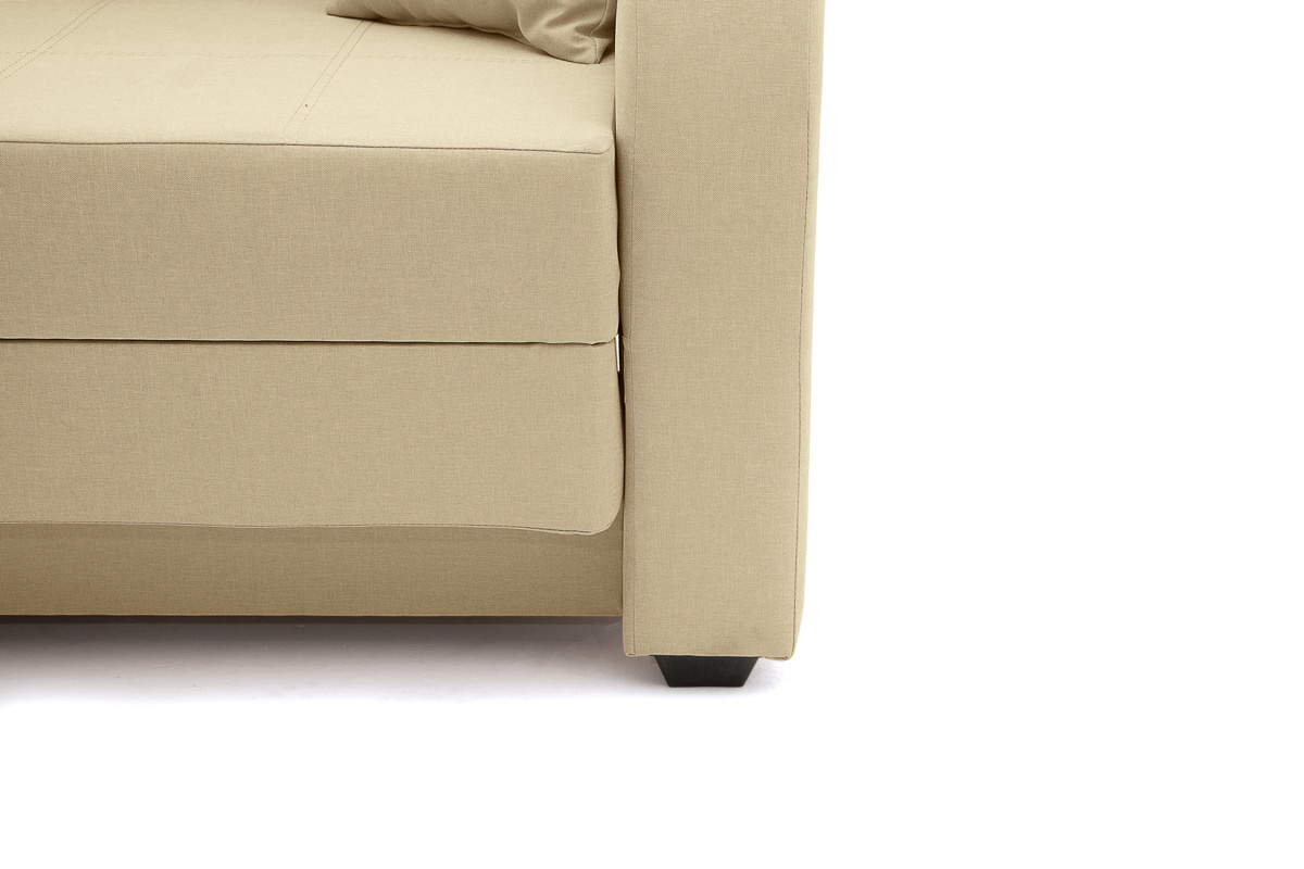 Прямой диван Малютка Dream Dark Beight Ножки