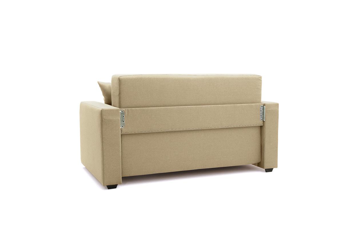 Прямой диван Малютка Dream Dark Beight Вид сзади