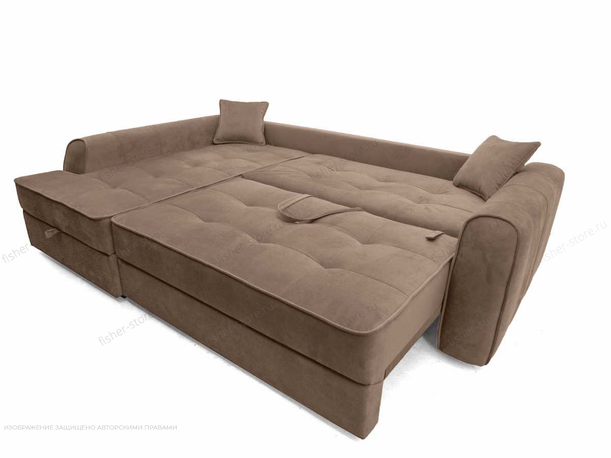 Двуспальный диван Кайман Amigo Latte Спальное место