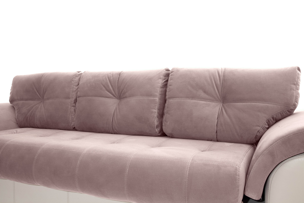 Прямой диван Соренто Amigo Java + Sontex Beige Подушки