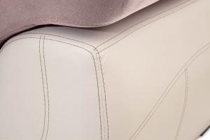 Прямой диван Соренто Amigo Java + Sontex Beige Текстура ткани