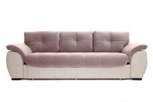 Прямой диван Соренто Amigo Java + Sontex Beige Вид спереди