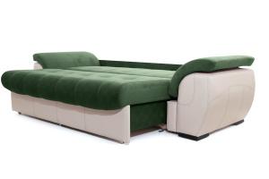 Двуспальный диван Соренто Amigo Green + Sontex Beige Спальное место