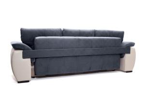 Двуспальный диван Соренто Amigo Navy + Sontex Beige Вид сзади