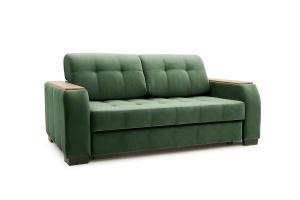 Прямой диван Берлин-2 Amigo Green Вид по диагонали