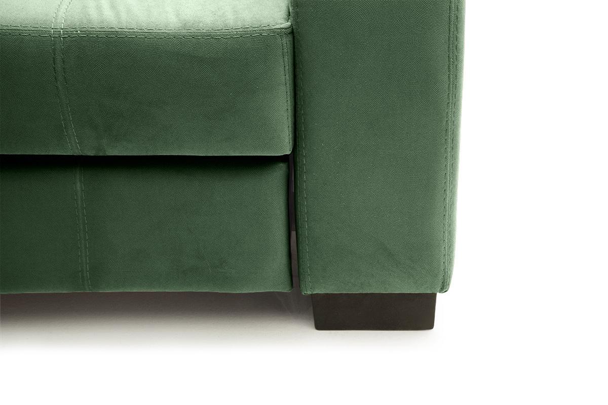 Прямой диван Берлин-2 Amigo Green Ножки
