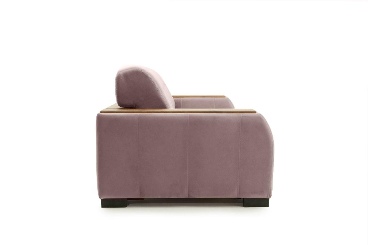 Двуспальный диван Берлин-2 Amigo Java Вид сбоку