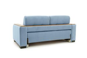 Прямой диван Берлин-2 Amigo Blue Вид сзади
