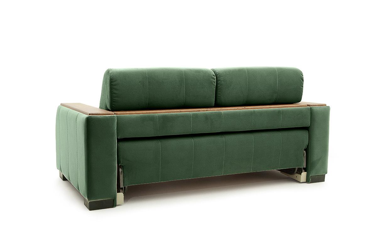 Прямой диван Берлин-2 Amigo Green Вид сзади