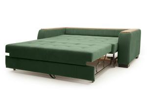 Прямой диван Берлин-2 Amigo Green Спальное место