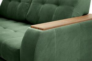 Прямой диван Берлин-2 Amigo Green Подлокотник