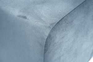 Угловой диван Сава Amigo Blue Текстура ткани