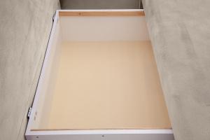 Прямой диван еврокнижка Сава Amigo Cream Ящик для белья