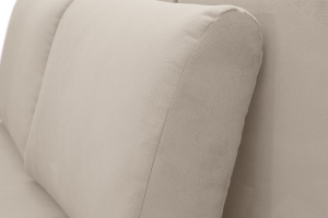 Прямой диван еврокнижка Сава Amigo Cream Подушки