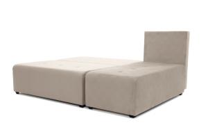 Прямой диван еврокнижка Сава Amigo Cream Спальное место