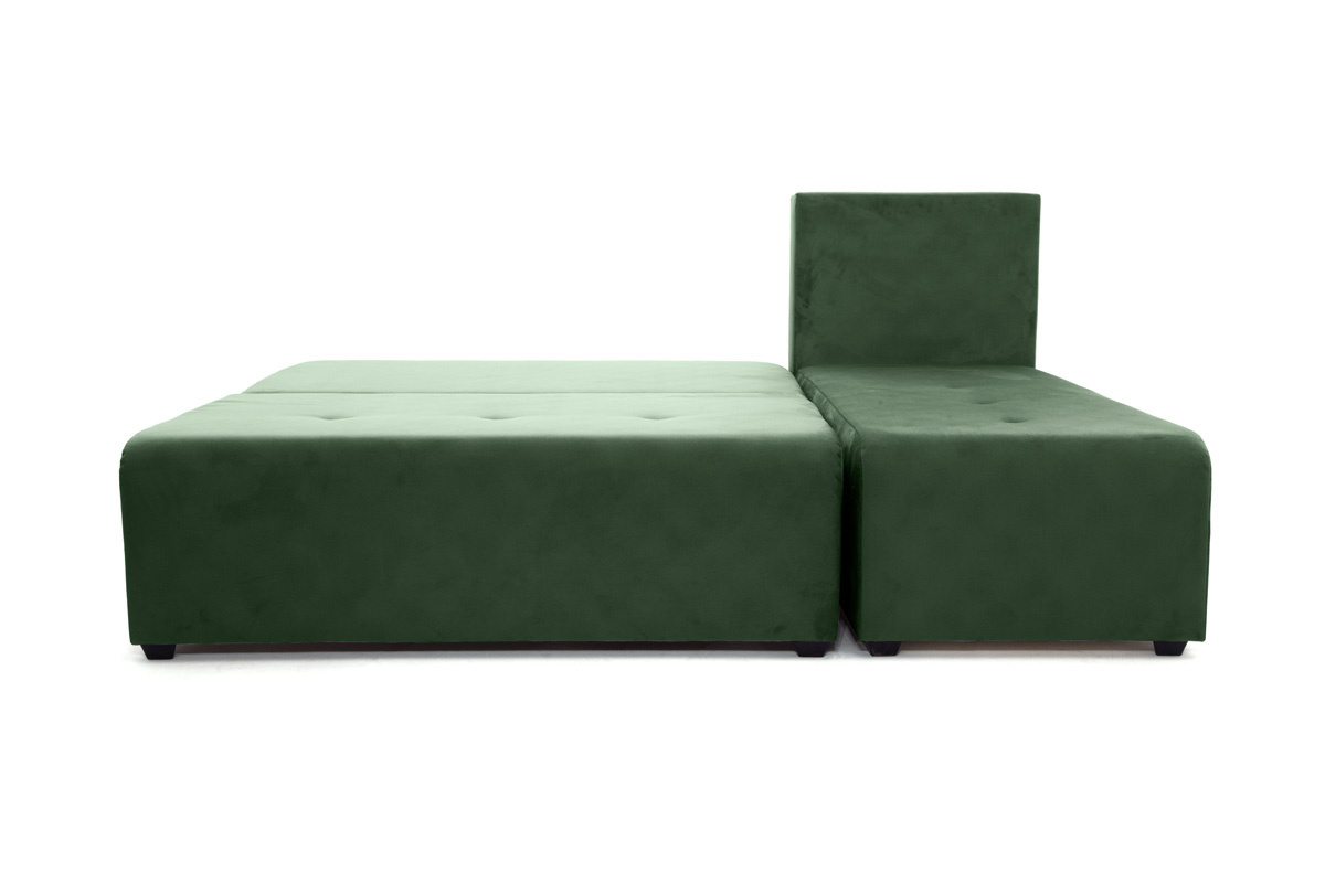 Прямой диван еврокнижка Сава Amigo Green Спальное место