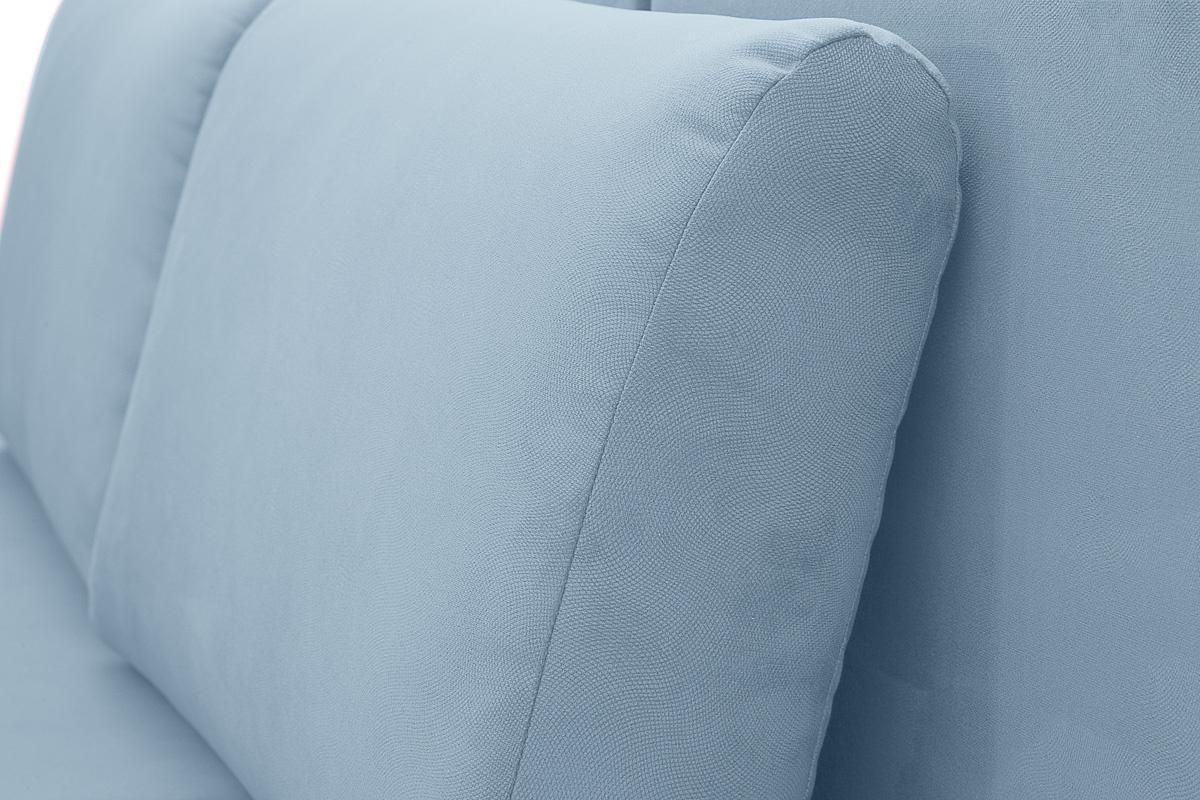 Угловой диван Сава Amigo Blue Подушки