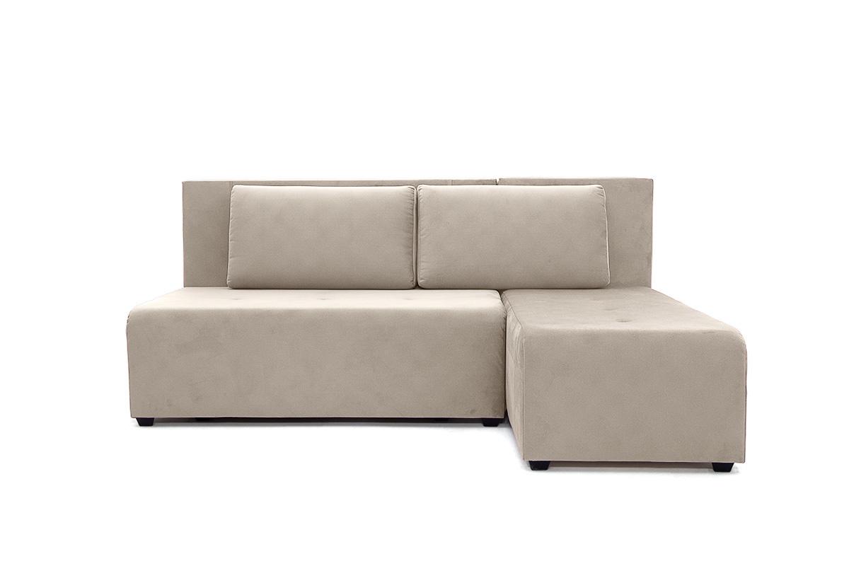 Прямой диван еврокнижка Сава Amigo Cream Вид спереди