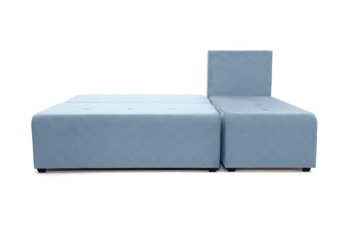 Угловой диван Сава Amigo Blue Спальное место