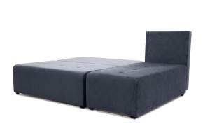 Прямой диван еврокнижка Сава Amigo Navy Спальное место