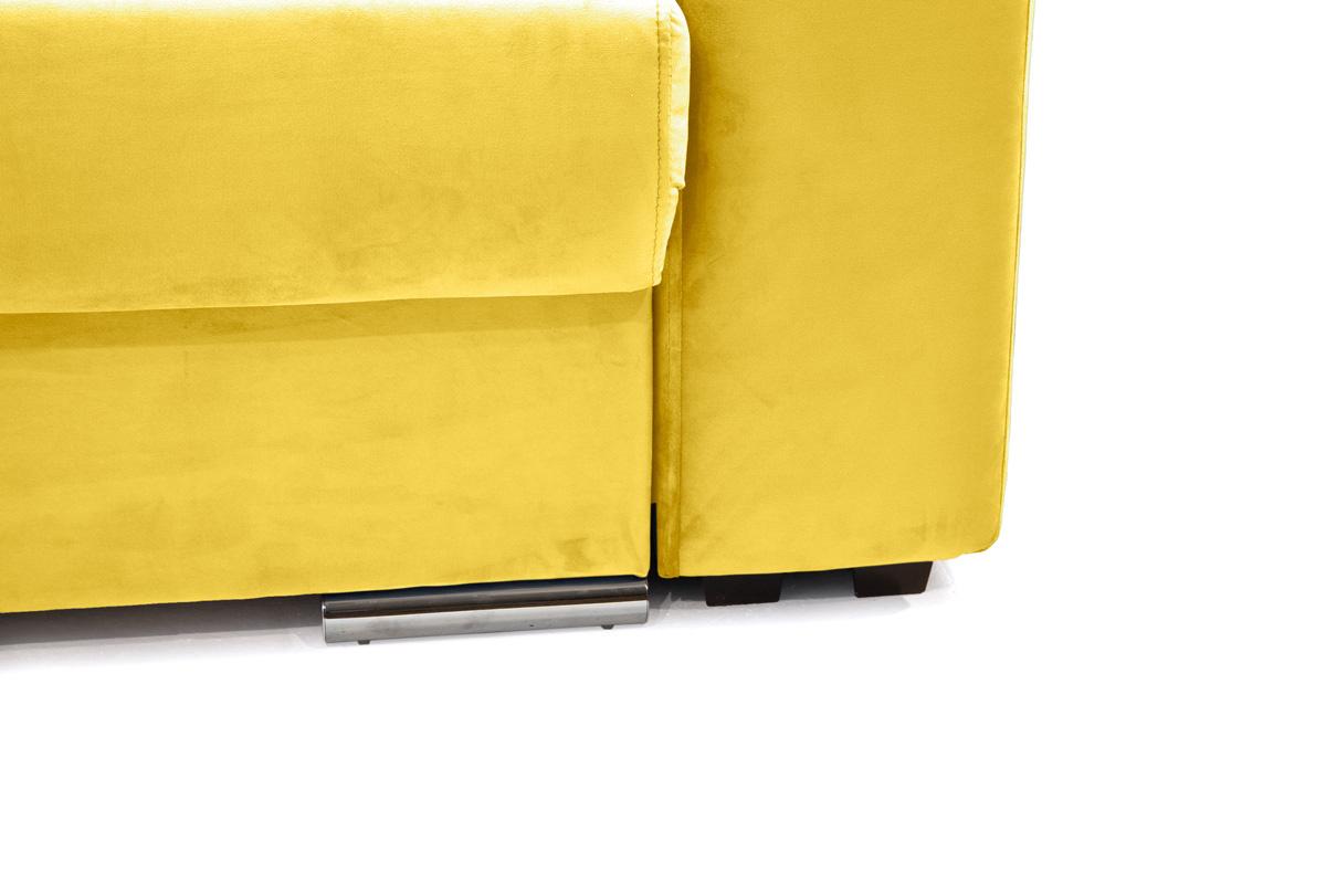 Диван Неаполь Бонита Yellow (16) Ножки