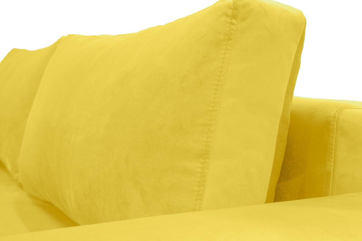 Диван Неаполь Бонита Yellow (16) Подушки