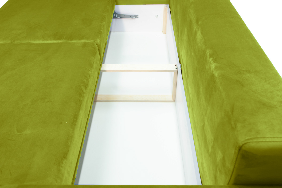 Диван Неаполь Бонита Green (15) Ящик для белья